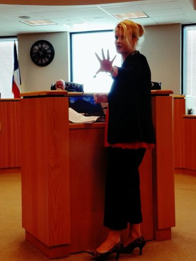 """Wayne Mack's employee loses her moorings, while Commissioners Court votes for """"establishment"""" candidates for Appraisal District"""