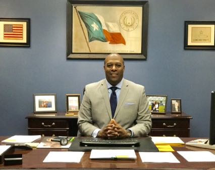 Sheriff Henderson Makes Historic Appointment of Ken Culbreath as Chief Deputy Sheriff