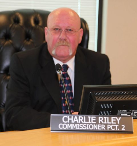 """Commissioner Clark joins Noack to vote against Tx-249 """"Decimation of Hope Highway"""" funding, Riley rebukes Clark during phone call after meeting"""