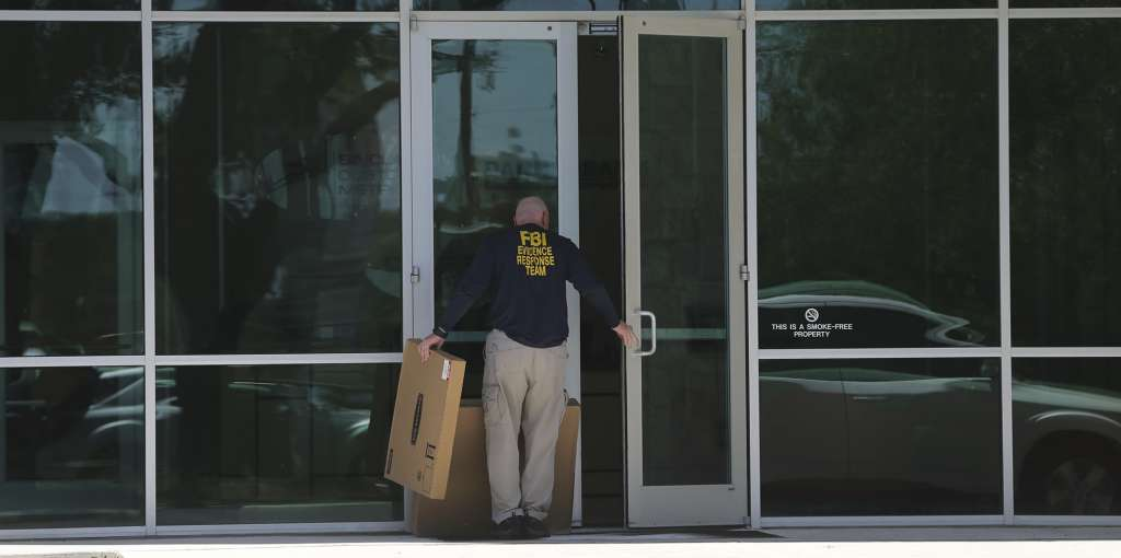 FBI raids major Doyal, Riley political money source Dannenbaum Engineering, as Doyal schedules fundraiser despite pending criminal case against him
