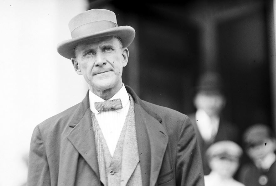 """Is County Commissioner Charlie Riley Really """"Conservative""""? No. He's a 1920s """"Socialist."""" (Part 2 of a 2-Part Series.)"""