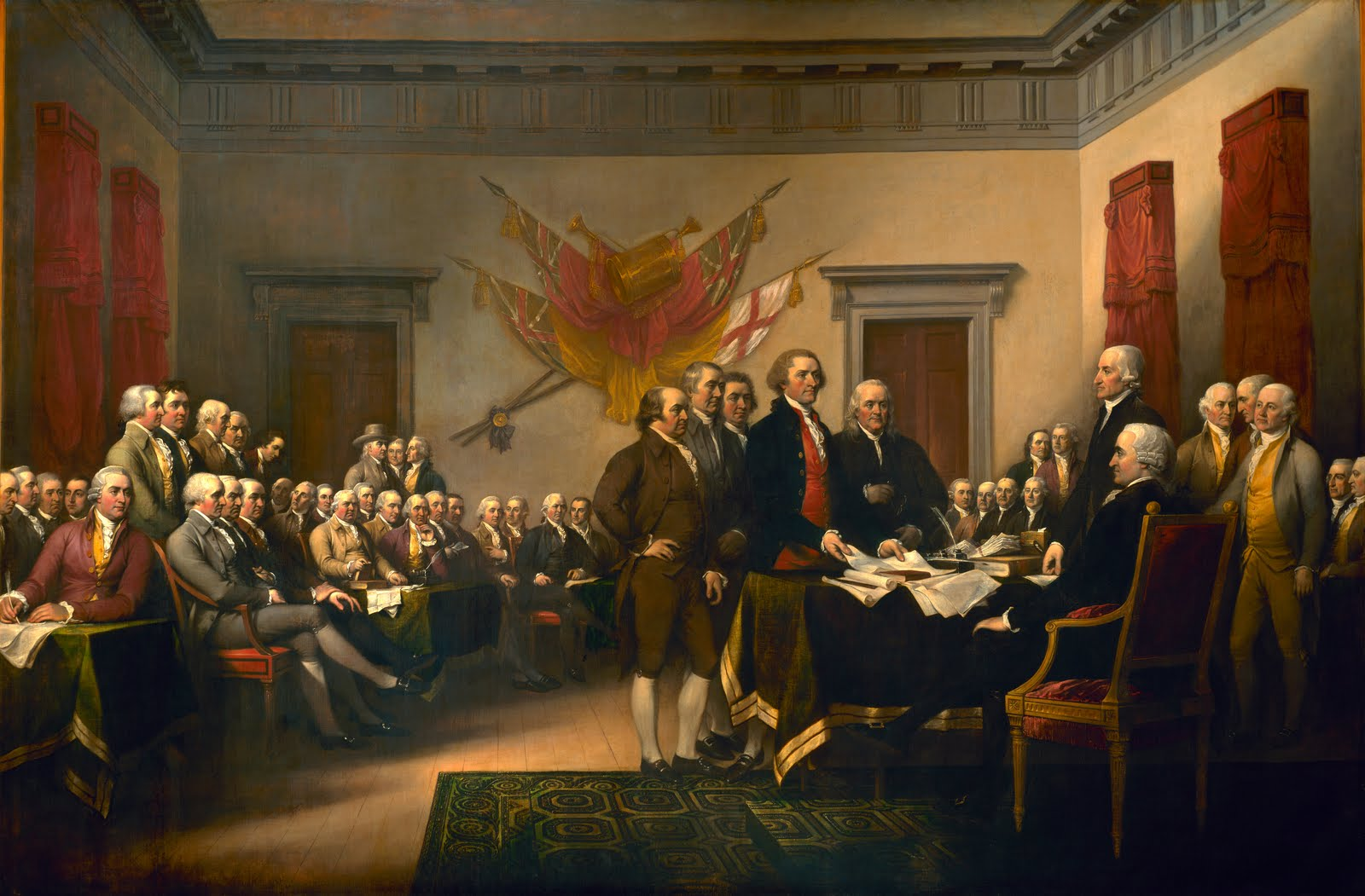 July 4th symbolizes what sets Americans apart from the rest of the globe: decisive action to improve our lives
