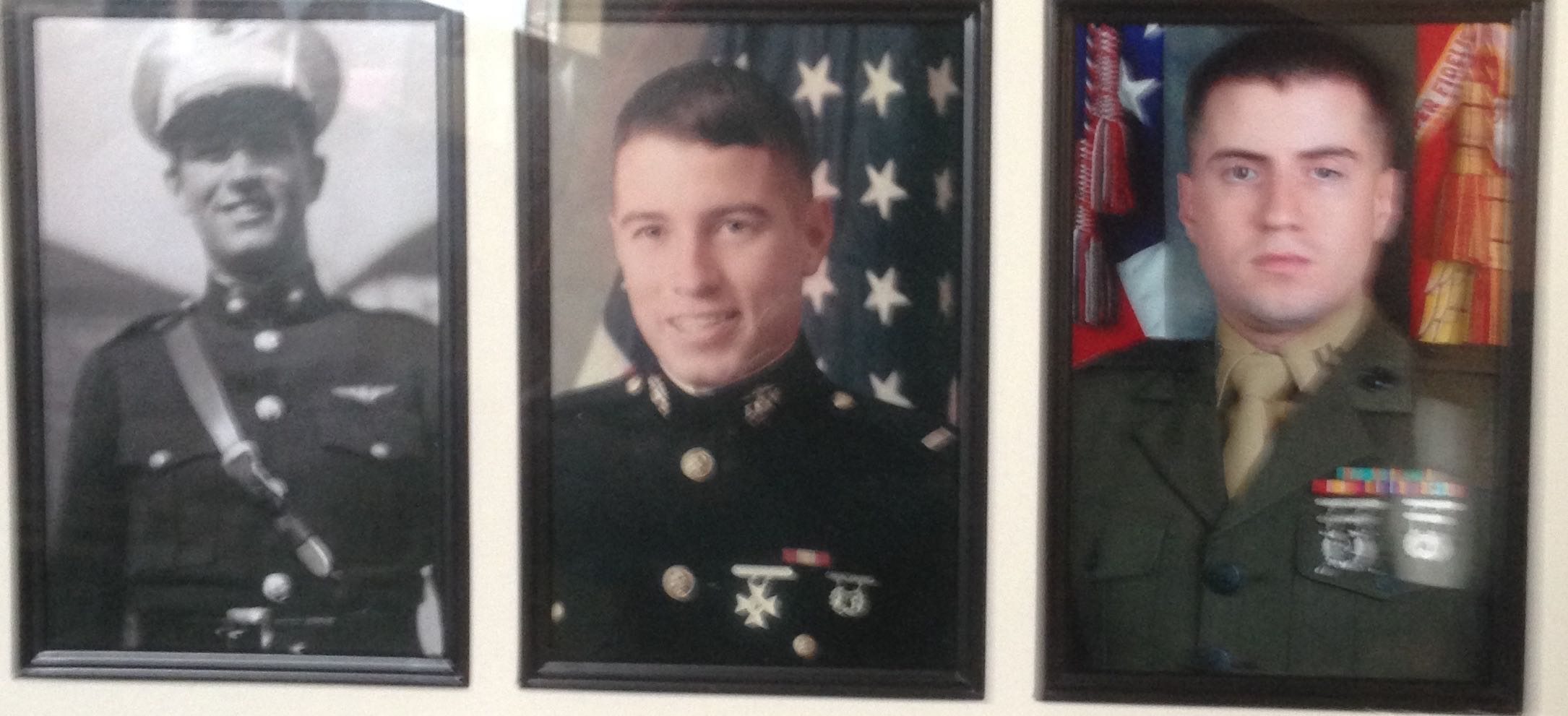 The O'Sullivans: three generations dedicated to American service