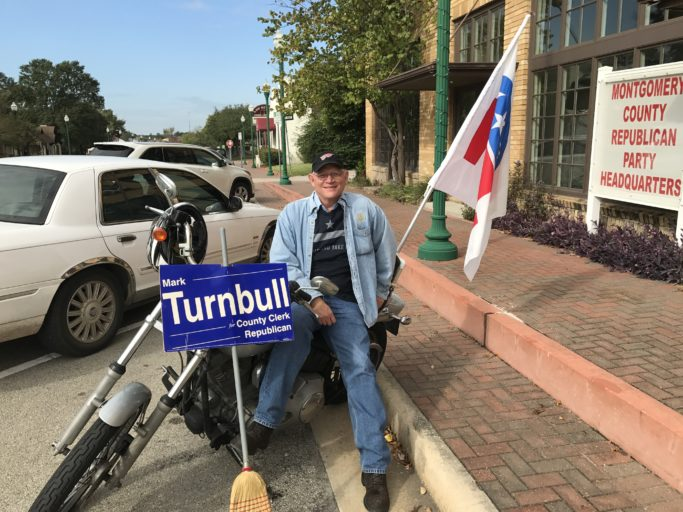 The Golden Hammer endorses Mark Turnbull for re-election as Montgomery County Clerk