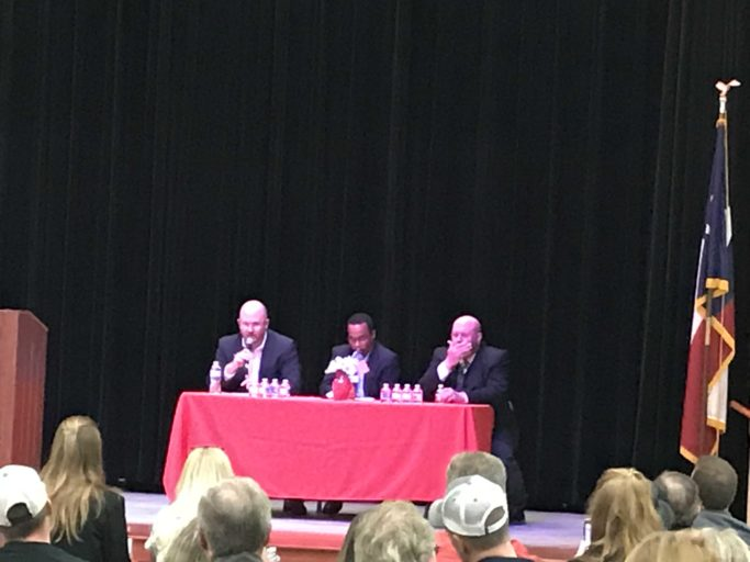 Precinct 2 Montgomery County Commissioner Candidates speak out on Tx 249 Tollway, Woodlands Parkway Extension, while Riley fails to respond
