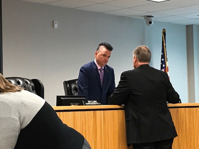 Commissioner Noack's public frustration erupts from secret meeting between Montgomery County Commissioners Court, Treasurer