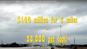 Perils of the People with Lame Duck Doyal, Part 3: The TX-249 Tollroad Scam