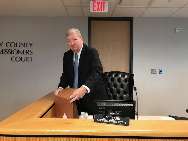 "Montgomery County Commissioner Clark heroically removes nepotistic, inadvisable payroll changes: ""Not on my watch"""