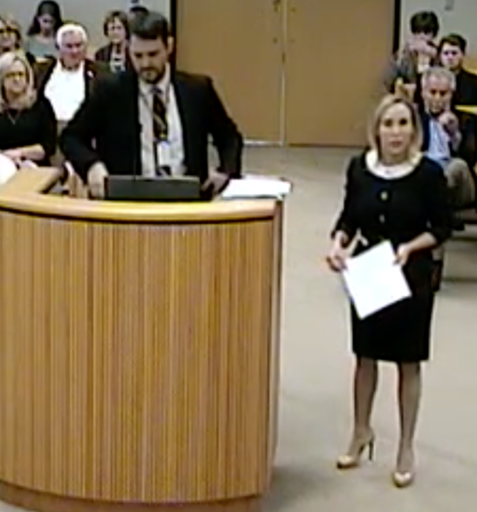 """District Judge Robin's extraordinary presentation to Commissioners Court asking for """"external assessment"""" of County Auditor Martin suggests Robin may be next """"rock star"""" in Montgomery County politics"""