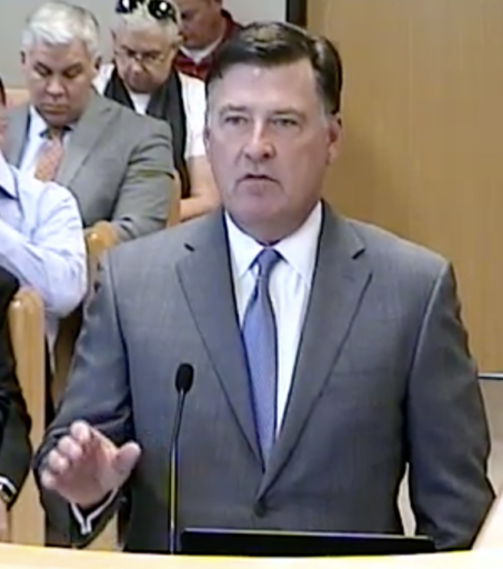 Palmer, Post Oak Municipal Advisors breach fiduciary duty, lie about amount of tollroad debt in open Commissioners Court