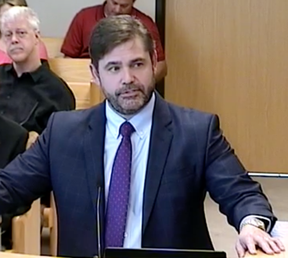 Following financial advisor Palmer's breach of fiduciary duty to the Montgomery County Commissioners Court, tollroad lawyer Muller lies about statutory ability to order a voter referendum