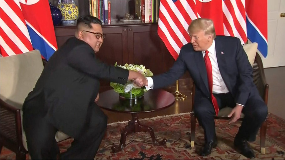 If Kim Jong-Un can meet with President Trump, is there hope that Charlie Riley will meet with conservative Republicans?