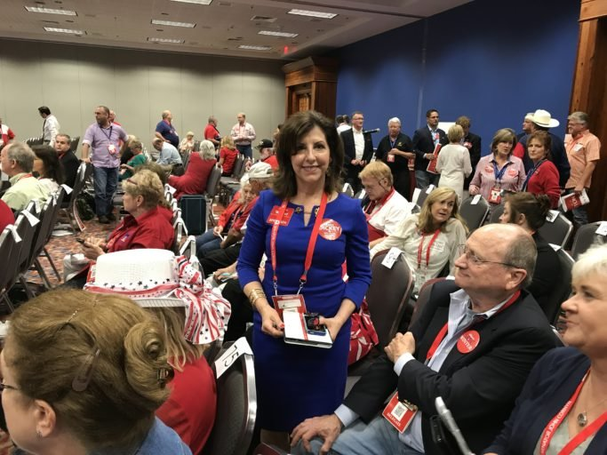 Senatorial District 4 elects Winter, West as State Republican Executive Committee Representatives