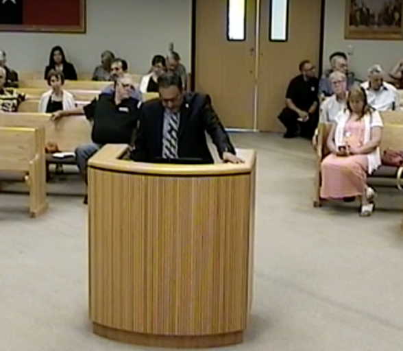 Montgomery County Purchasing Director Jalomo's serious confusion continues, while Commissioners Court just bears it