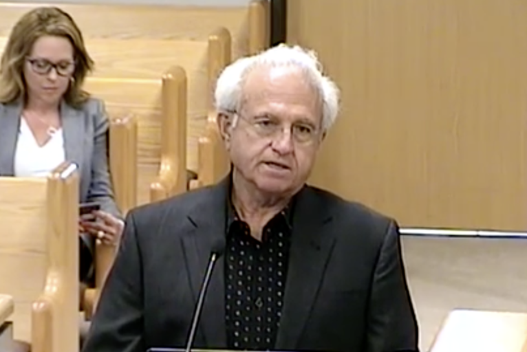 """Self-proclaimed """"old-timer"""" Jones laments poor flood control planning in Montgomery County to Commissioners Court, but reveals SJRA's gross negligence in process"""