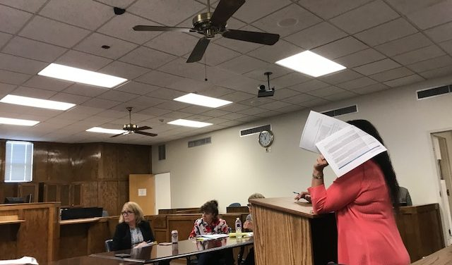 Montgomery County Auditor Martin embarrassed as Board of District Judges, under Robin's leadership, begin real oversight