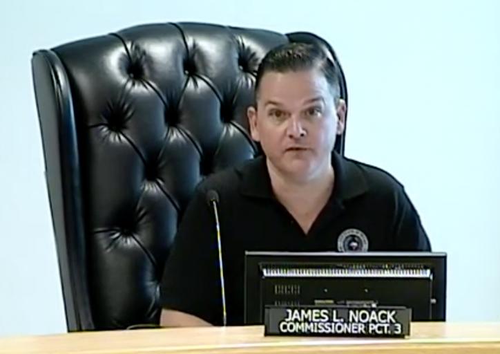Power Top Ten #6: Commissioner James Noack