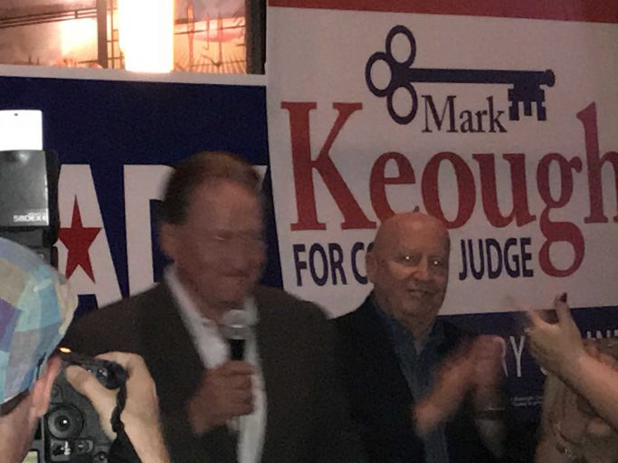 Local Montgomery County Republican candidates roll to easy wins, while Reed, Cook, grassroots conservative Republicans deliver decisive margins to help Cruz statewide