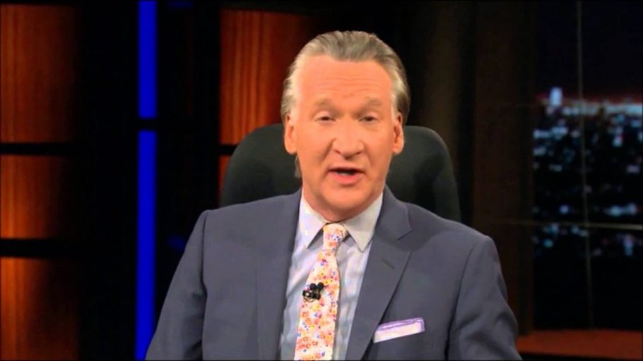 """Bill Maher on climate change and Mike Meador on the """"Montgomery County Airport"""" are one and the same specious argument for Big Government"""