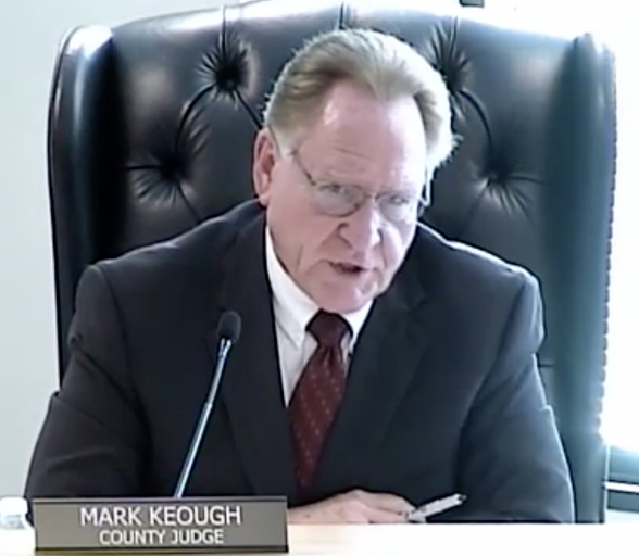 "Keough, Noack stand against Metts' nepotism, cronyism in payout vote; Keough: ""It's not an emergency; it's a management issue"""