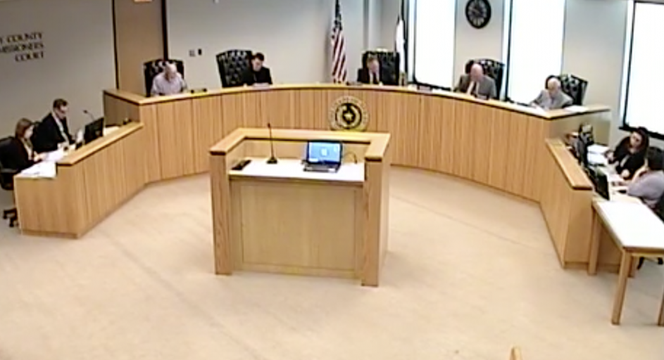 Entire Montgomery County Commissioners Court looks other way from corrupt hiring
