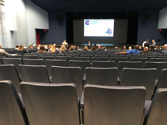 Conroe ISD Superintendent Null closes out advocacy meetings with numerous false statements about coming tax increases regarding $807 million bond