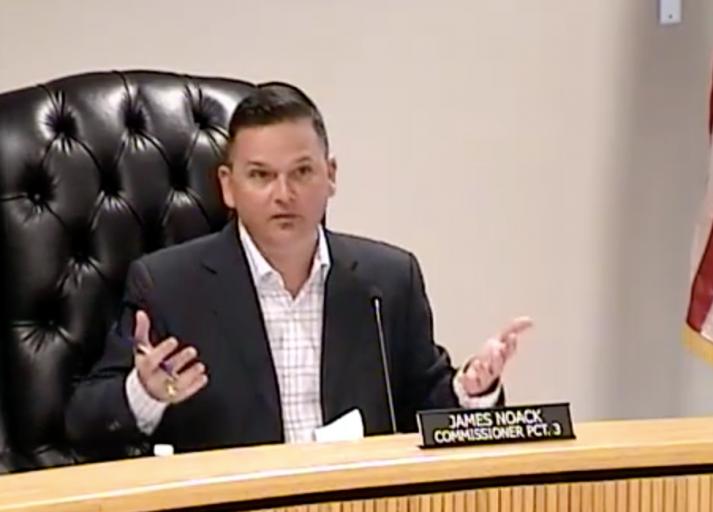 Power Top Ten #4: Precinct 3 Montgomery County Commissioner James Noack