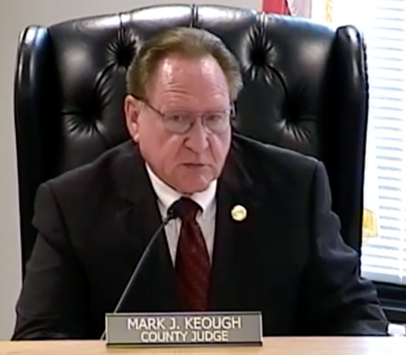 Keough, Noack, Metts show strong leadership during May 28 Commissioners Court meeting