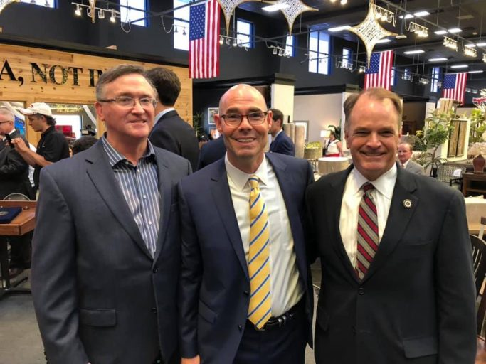 "BREAKING NEWS! State Representative Steve Toth, Republican of Conroe, others hear ""vile…incredibly damaging"" recording of Texas House Speaker Dennis Bonnen's meeting with Empower Texans' Sullivan, meeting"