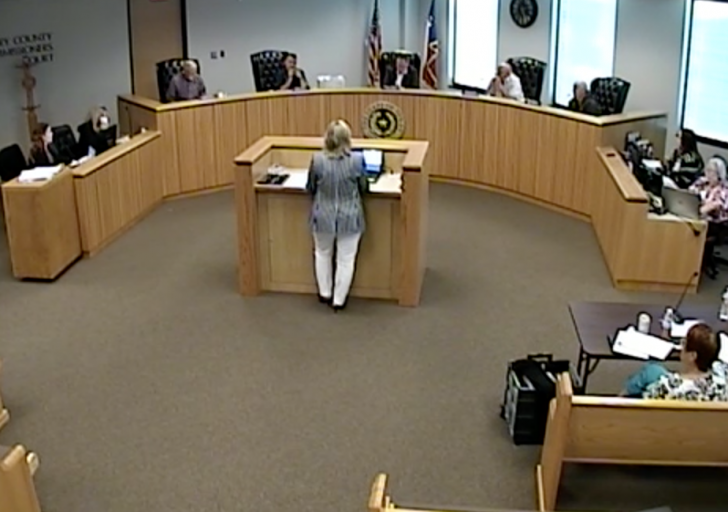 """With Noack's, Keough's strong leadership, Montgomery County Commissioners Court adopts budget at """"effective rate"""" (same taxes as last year!) for first time in recent history!"""