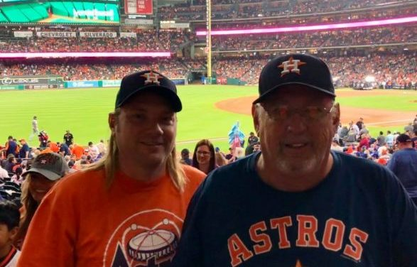 Judge Dinkins' chivalrous act at Astros-Yankees ALCS Game 2 results in his arrest, torture, and suspension as season ticket holder