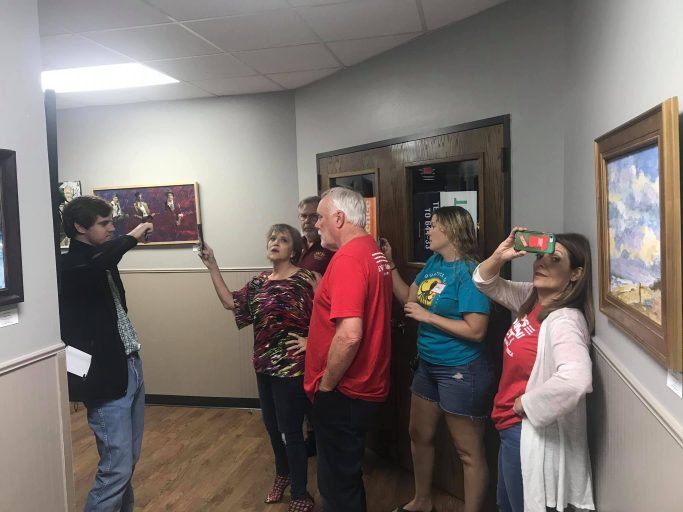 "BREAKING NEWS! Gun Grabbers Triggered: ""Moms Demand Action"" group assaults activists attending Republican Party Vacancy Meeting in public hallway"