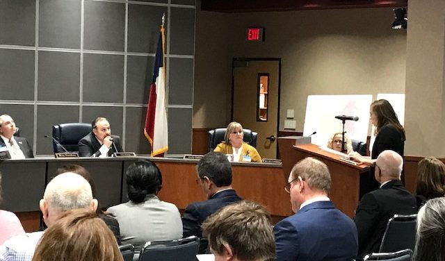 """Dr. Jay Gross speaking before Conroe ISD in response to criticism of Trustee Inman's outspoken criticism of Willis ISD """"drag queen"""": """"You don't have a right to demand that I applaud and agree with your opinion"""""""