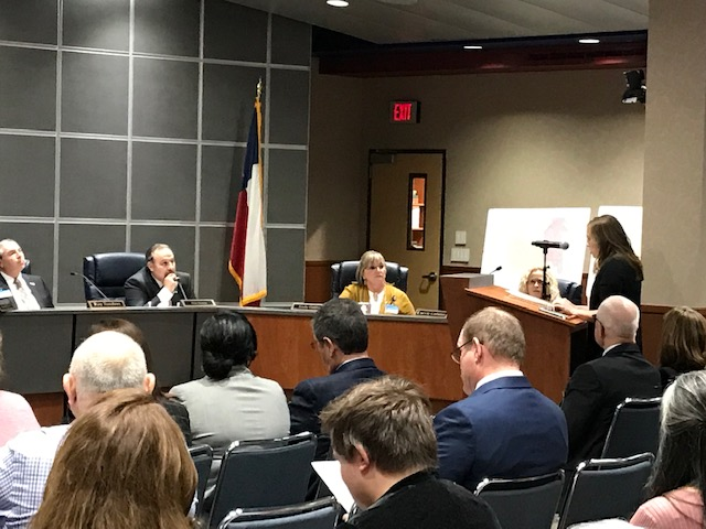 "Dr. Jay Gross speaking before Conroe ISD in response to criticism of Trustee Inman's outspoken criticism of Willis ISD ""drag queen"": ""You don't have a right to demand that I applaud and agree with your opinion"""