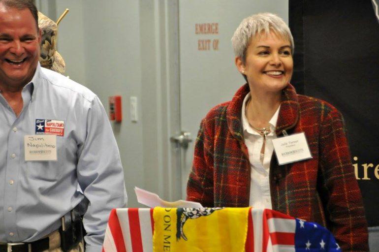 Power Top Ten #2: Texas Patriots PAC President Julie Turner