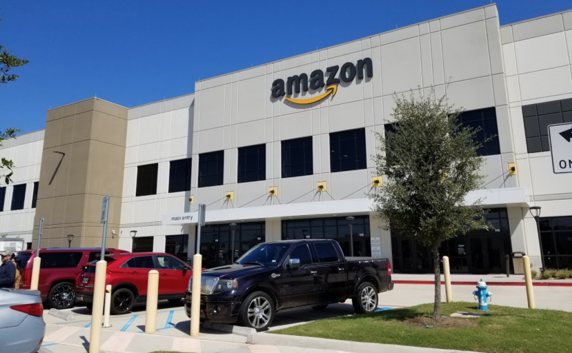 BREAKING NEWS! Amazon's warehouse employees on Ella Boulevard suffer third Chinese virus case, bitterly complain to company to no avail