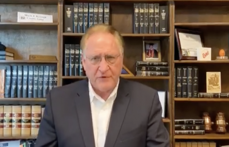 Montgomery County Judge Keough slams Governor Abbott for reopening too slowly, vagueness of order