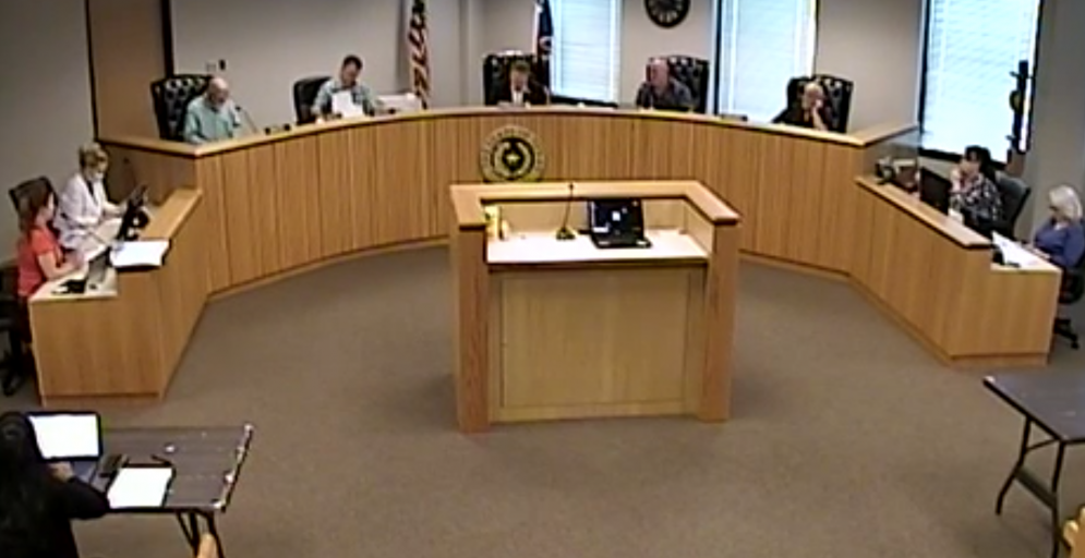 """Montgomery County Commissioners Court poised to pass """"No New Taxes"""" budget for FY 2021, but with dire warning about coming salary increases next year"""