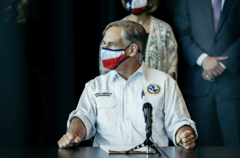 BREAKING NEWS! The Golden Hammer confirms Governor Abbott will continue to shutter bars, inner tubing rental companies, while moving forward with process to reopen restaurants in Thursday Chinese Coronavirus announcement