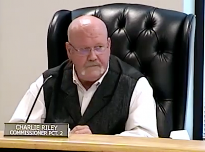 BREAKING NEWS! Under Noack's great leadership, Riley's surprise, Montgomery County Commissioners Court retreats from tax increase, actually lowers taxes