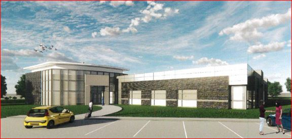 Over Commissioner Riley's vehement resistance, County government releases Forensics Center plans, reveals Riley lied to public, Commissioners Court