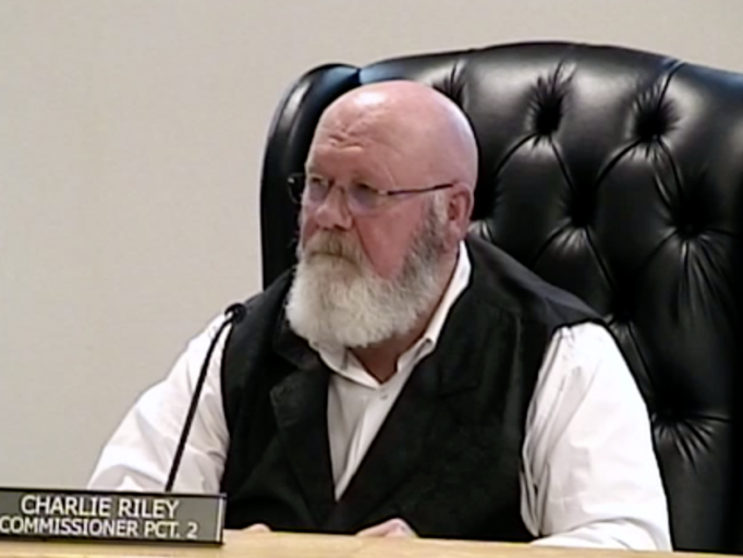 Riley, Commissioners Court ignore ESD #10, Magnolia VFD sex scandal, appoint new ESD Commissioners