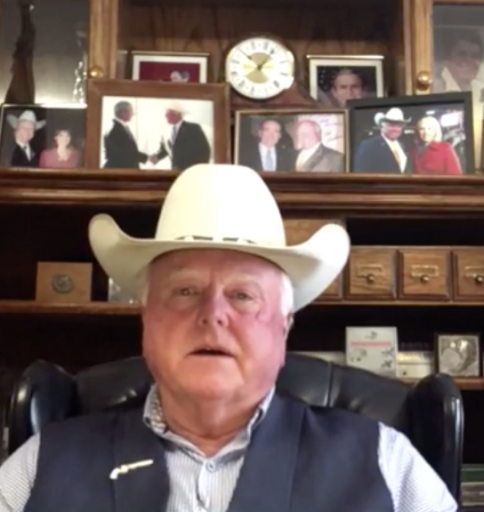 Ag Commissioner Miller appears as likely conservative challenger to flailing Governor Abbott in 2022 GOP Primary