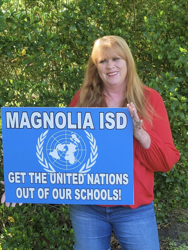 "Education expert Russell calls for Magnolia ISD to stop wasting money on propagandistic ""international baccalaureate"" program"