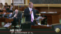 BREAKING NEWS! Constitutional Carry passes Texas Senate, as Senator Creighton faints, transported to local hospital