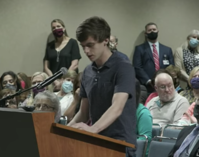 """Earnest, scores of citizens lambaste Conroe ISD Board over """"critical race theory,"""" pro-LGBTQ curriculum, as Board members remain mute"""