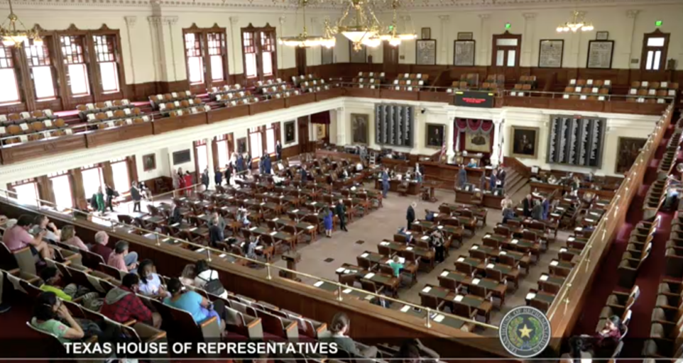 Mediocre 87th Texas Legislature gavels to close; special session coming