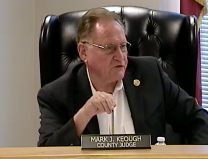 """Keough's """"immigration"""" special session Montgomery County Commissioners Court meeting amounts to nothing but grandstanding"""