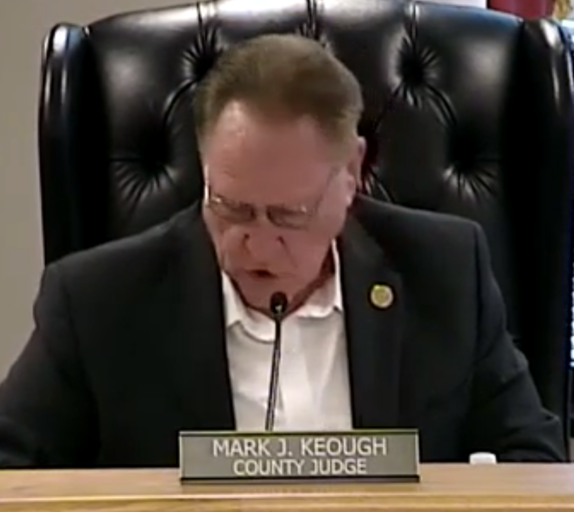 Commissioners Court refuses to pull secretive items from consent agenda, approves sex-scandal-betrodden ESD #10 audit, massive animal spay-neuter spending without discussion
