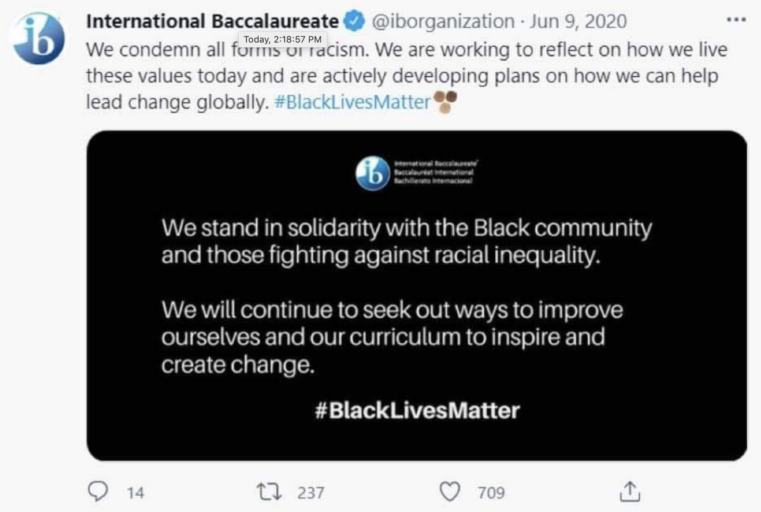 Magnolia Independent School District in secret meeting hardens commitment to ultra-leftist IB curriculum at high schools, after liberal activists spur commitment to Marxism, BLM, anti-Americanism